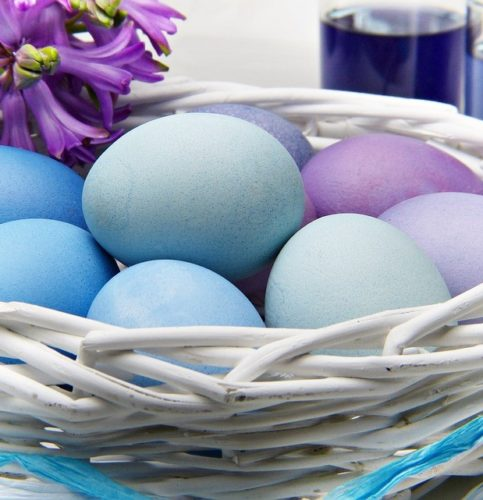 easter nails for beginners